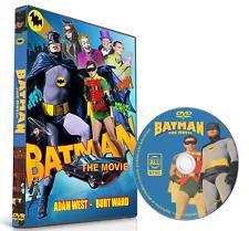 BATMAN the MOVIE -  1966 - ADAM WEST / BURT WARD