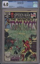 Iron Man #153 / _Bronze Age _ / Cgc 6.0 / 1231527017