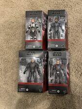 Star Wars Black Series The Bad Batch Set of 4 - Hunter, Crosshair, Tech, Wrecker