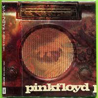 Pink Floyd BBC SESSIONS '68/'69 Japan mini LP CD Sealed w/OBI Strip