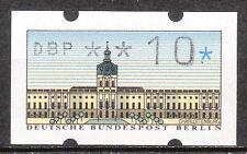 Berlino 1987 automarten-marchio libero 10er post freschi LUSSO!!! (a127)