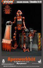 Hot Toys x Winson Classic Creation Apexworkbot Double U-01 Colour Ver 1/6 Figure