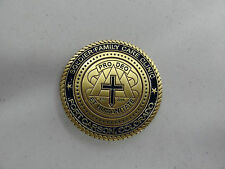 CHALLENGE COIN KORTE COMPANY SOLDIER FAMILY CARE CLINIC FORT CARSON COLORADO