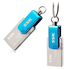 SSK SFD239 16GB USB to Micro USB Male Flash Drive OTG Smartphone Mobile Stick