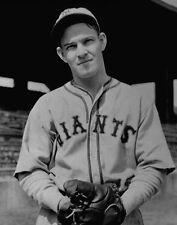 1930s New York Giants MEL OTT Glossy 11x14 Photo Baseball Print Poster