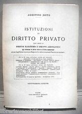 ISTITUZIONI DI DIRITTO PRIVATO Agostino Sisto Manuale Commerciale Giuridica di e