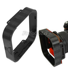 Square lens filter hood holder  shade f Cokin p series