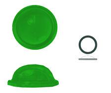 Steine für Odysseylampen, 1 Stk., rund, Ränder geschert, Ø ca. 20 mm, h ca. 8 mm