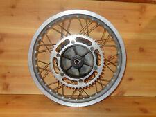 1978 Suzuki RM400 RM 400 OEM Rear Rim Wheel Hub Ahrma Vintage