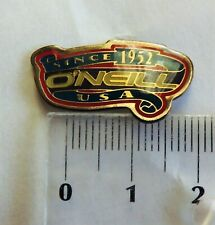 O'Neill California USA clothing  badge crest official pin anstecknadel