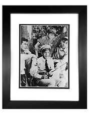 The Andy Griffith Show 8X10 B/W PHOTO FRAMED TO11X14