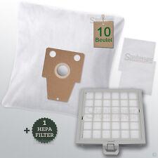 10 Staubsaugerbeutel + 1 Hepafilter passend für Siemens VS08G1623 dynapower XXL
