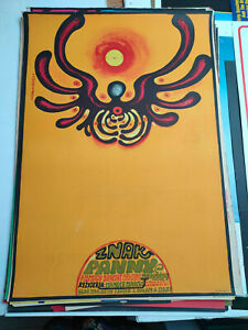 Plakat Znak Panny 1969 F. Starowieyski Polnisches Filmplakat Movie Top!