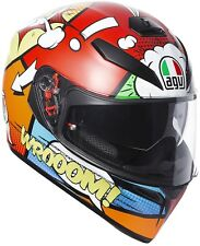 Agv Casco Moto Integrale K-3 K3 SV Multi Balloon XS