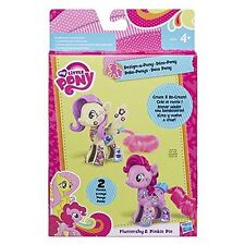 My Little Pony Design-a-Pony Create & Re-Create MLP Assortment Fun Pack Of 2