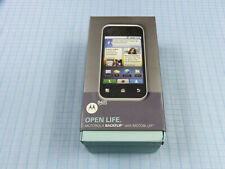 ORIGINALE Motorola Backflip mb300 2gb! NUOVO & OVP! inutilizzato senza SIM-lock! RARE!
