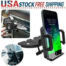 Universal 360° Car Auto CD Slot Mount Cradle Holder Stand for Cell Phone iPhone