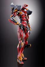 NEON GENESIS EVANGELION: EVA-02 PRODUCTION MODEL METAL BUILD 22cm Action Figure