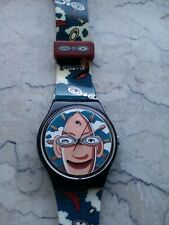 """orologio swatch STANDARD GENT modello """"LOOKA"""" GZ700 anno 1996 NUOVO"""