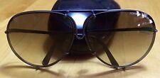 Vintage CARRERA PORSCHE DESIGN 1980s Sunglasses Lunettes 5623 Slightly Damaged*