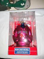 KURT S ADLER MLB™ BOSTON RED SOX FENWAY PARK BASEBALL CHRISTMAS ORNAMENT