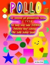 Läs Namnen På Geometriska Former I TYSK För Barn Som Talar SVENSKA Dekorera...