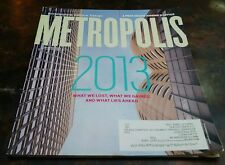 Metropolis Magazine December 2013 Architecture Culture Design Airbnb