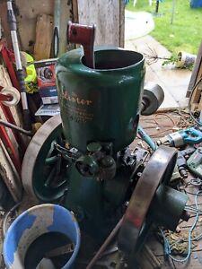 Lister junior stationary engine