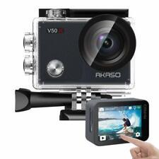 AKASO V50X Native 4K/30fps Action Camera WiFi Eis Touch Screen SONY SENSOR New