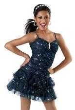 "NEW Weissman ""Ballroom Blitz"" Dance Costume Skate Dress 5658 Child Adult"