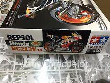 Tamiya 14130 Repsol Honda RC213V'14 1/12 scale kit
