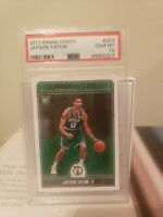 2017-18 Panini NBA Hoops Rookie #253 Jayson Tatum RC PSA 10 GEM MINT