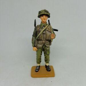 Del prado - soldats du XXe - Sergeant Royal Winnipeg Rifles Canada 1944