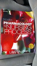 Pharmacology and the Nursing Process 3rd Edition