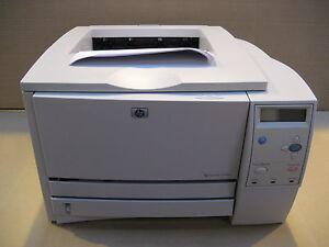 HP LaserJet 2300n 2300 Desktop A4 Network Workgroup Laser Printer + Warranty