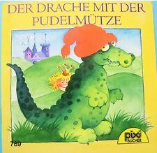 Pixi Buch alt Nr. 789 -Der Drache mit der Pudelmütze- 2 Aufl. 1996 -Sammlung-