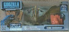 Jakks Pacific Godzilla King Ghidorah Deluxe Playset Figure