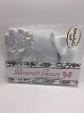 $44 First Communication Veil & gloves  Bonnie Jean.  SS1