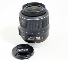 Nikon DX Zoom Nikkor 18-55mm VR G AF-S Lens D3200 D3300 D5200 D5300 D7100 D7200