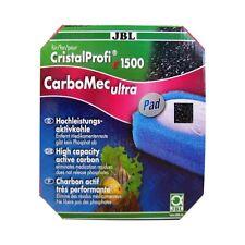 Jbl cristalprofi CarboMec muy pad E1500 E1501 e1901 de carbón activo Greenline