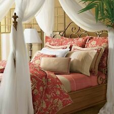 Ralph Lauren Villa Camelia Queen 12pc Comforter Set New