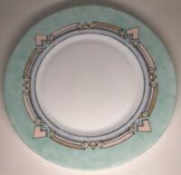 Lot8 De 6 Petites Assiettes Plates Vintage Mint Arcopal France Esso D 19,5 Cm