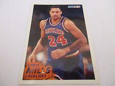 Carte NBA FLEER 1993-94 #266 Chris Mills Cleveland Cavaliers