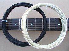 6 Feet Gavitt Vintage Pre-tinned Pushback Cloth Guitar Wire 22 awg - 22 ga
