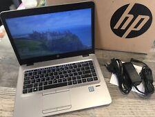 HP Elitebook 840 G3  6th Gen Core i7-6600U 2.60GHz 32GB Ram,  256GB SSD Win 10
