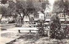 D5/ Red Oak Iowa Ia Real Photo RPPC Postcard c1940s City Square Stores
