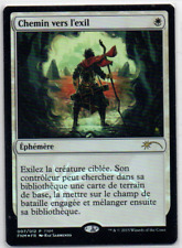 MTG FRENCH FOIL Path to Exile [FRENCH FOIL, FNM Promo, Free P&P]