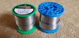 PLUMBERS SOLDER, LF & L SOLDER WIRE 3.00MM DIA SOLD BY THE METRE!!