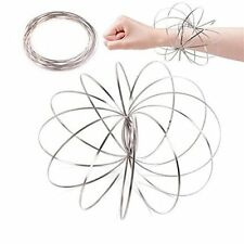 The Original Interactive Tactile Metal Flow ring Age 8+ K004-2