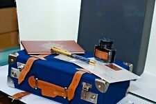 FOUNTAIN PEN PARKER DUOFOLD THE CRAFT OF TRAVELLING LE 130 TH